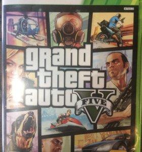 GTA5 + Карта Los Santos Xbox360