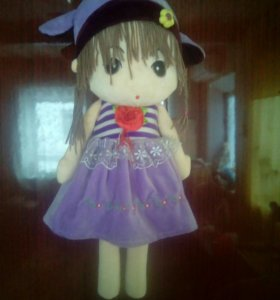 Продам куклу мягкую