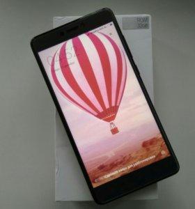 Xiaomi Redmi Note 4 Global (3/32, Black) новый