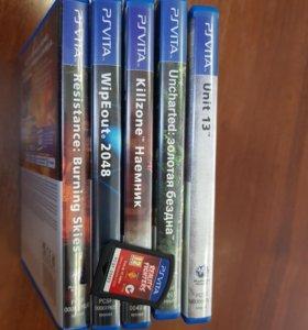 Коллекция игр для PS Vita