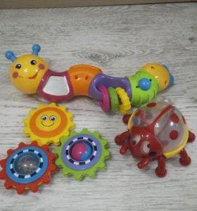 Развивающие игрушки 3 штуки
