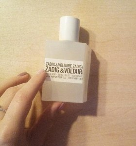 Духи ZADIG&VOLTAIRE This is her