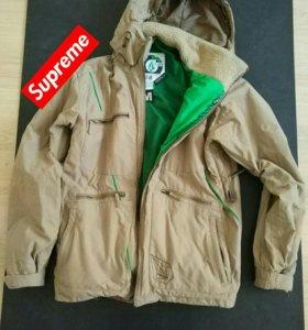 Сноубордическая куртка VOLCOM