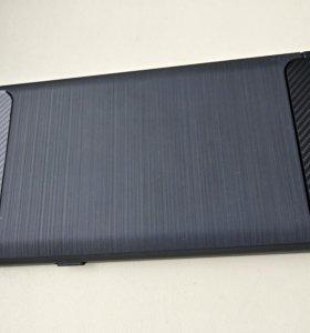 чехол (бампер) для телефонов lg q6, lg q6a