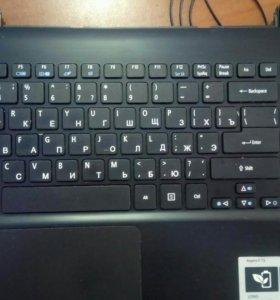 Клавиатура для ноутбука Acer E5-511G-C2TA