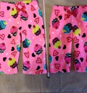 Флисовые штанишки(150-1шт)