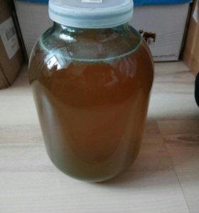 Мёд местный, чувашский
