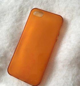 Чехол на IPhone 5S , SE