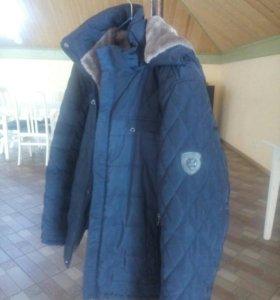 новий куртка зимни