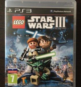 Игра Star Wars     для PS3