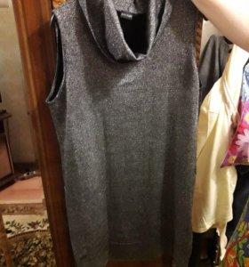 платье. туника