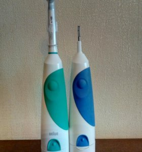 Зубная щетка Braun