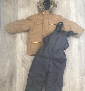 Куртка+штаны(зима)