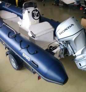 Лодка пвх Brig Falcon F500L