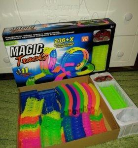 Светящийся трасса Magic Track 236