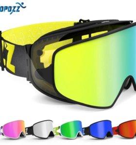Профессиональные очки Copozz Магнитные 2в1