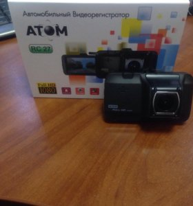 Видеорегистратор Атом RC27(новый)