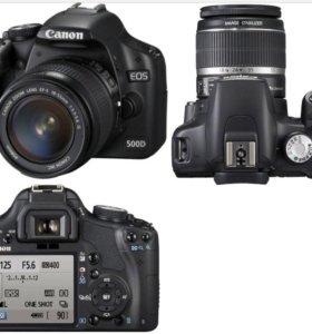 Фотоаппарат EOS 500D