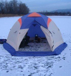 """Палатка """"Lotos-2"""" для зимней рыбалки двухместная"""