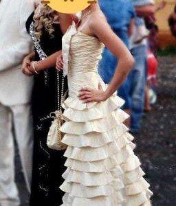 Выпускное платье-трансформер