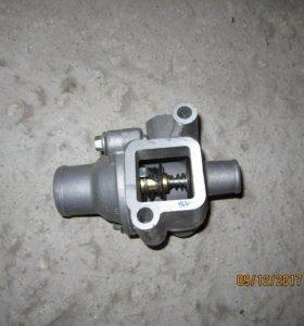 Термостат змз-409 в сборе с корпусом евро-3