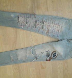 продам штаны и джинсы