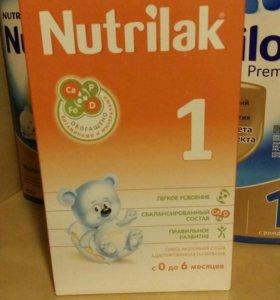 Смесь сухая молочная Nutrilak 1 (400г)