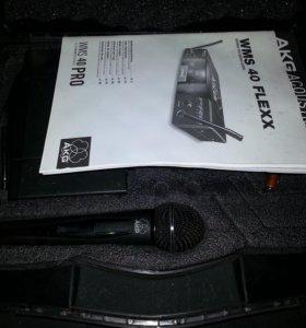 микрофон AKG WMS 40 FLEX
