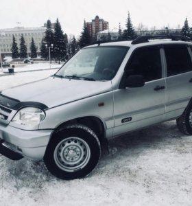Chevrolet Niva 2008