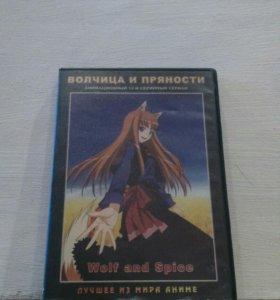DVD мультфильм аниме