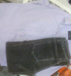 Рубашка детская до 128см