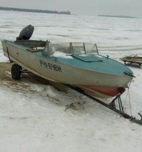 Лодка прогрес4