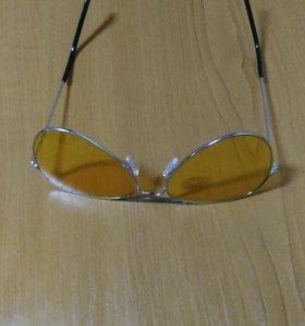 Поляризационные очки для ночного вождения