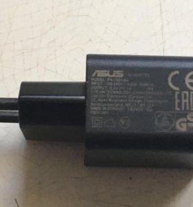 Оригинал зарядное Asus с кабелем микро usb