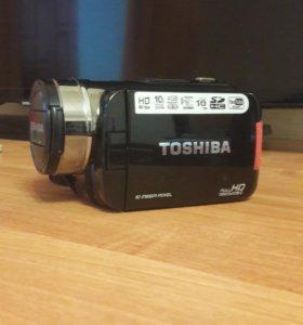 Видеокамера TOSHIBA