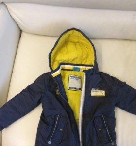 Детская куртка 86 размер