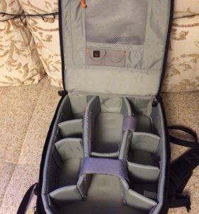 Рюкзак сумка для фотоаппаратуры