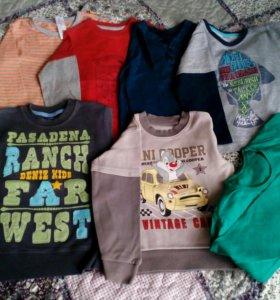 пакет одежды+ подарок
