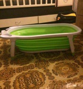 Ванночка складная детская