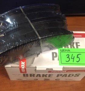Колодки тормозные дисковые передн ваз 2121-2131