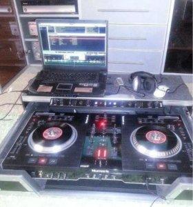 DJ Контроллер Numark NS7FX DJ Controlle