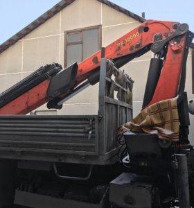 Продам грузовик с манипулятором МАЗ