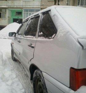 Автомобиль ваз2114