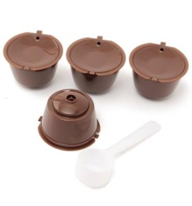 Многоразовые капсулы для кофемашины Dolce gusto
