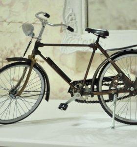 ретромодель велосипеда