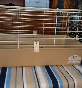 Клетка для морских свинок и кроликов италия