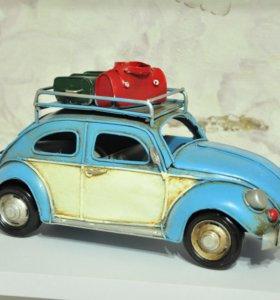 Ретро-модель автомобиля Жук