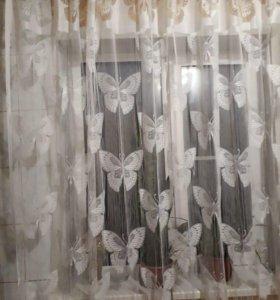 Новые.Фабричнае шторы.