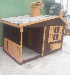 Будка ( домик) для собаки
