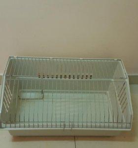 Клетка для кроликов ежей и морских свинок
